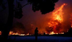 حرائق كاليفورنيا تشرد الآلاف والحاكم يطلب تدخلا فدراليا