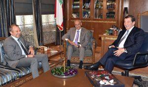لقاء عين التينة يقفز فوق خلافات الماضي: توافق حكومي وتشريعي