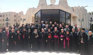 الراعي من عمان: نرفض رفضا قاطعا قرار الكنيست الإسرائيلي