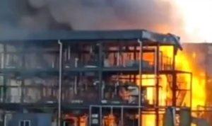 قتلى جراء انفجار داخل مصنع في الصين