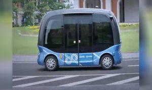 حافلات ذاتية القيادة… في الصين