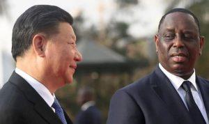 الرئيس الصيني في السنغال