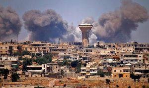 موسكو لواشنطن: الأسد لا يمتلك المال والمعدات لاستيعاب عودة اللاجئين!