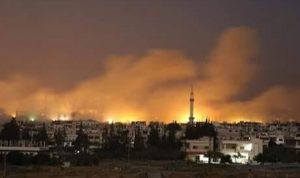 """قصفٌ سوري – روسي """"عنيف"""" على درعا"""