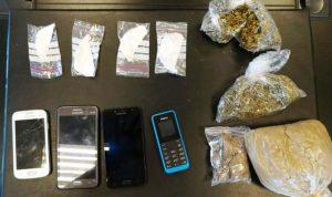 توقيف مروج مخدرات في الجنوب