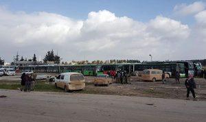 الضبابية تحوط ادلب خصوصا حتى 6 تشرين الثاني