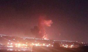 بالفيديو والصور: ماذا حصل قرب مطار القاهرة ليلاً؟