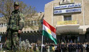 هجوم مسلح على مبنى في أربيل