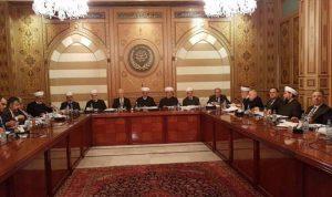 المجلس الشرعي الإسلامي: لوقف المناكفات تسهيلاً لتشكيل الحكومة