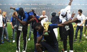 فرنسا الأولى في ترتيب الفيفا.. وألمانيا في المركز 15