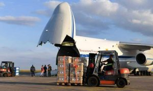 بعد اتفاق مع روسيا… فرنسا تقدم مساعدات طبية للغوطة الشرقية