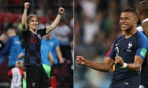 نهائي تاريخي اليوم لكأس العالم: نجمة اولى لكرواتيا ام ثانية لفرنسا؟