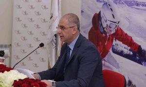 رئيس بلدية بشري دعا للمشاركة في مهرجانات الأرز الدولية