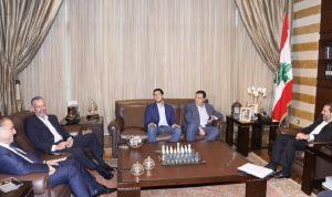 الحريري عرض مع كتلة نواب عكار الأوضاع العامة ومطالب عكار