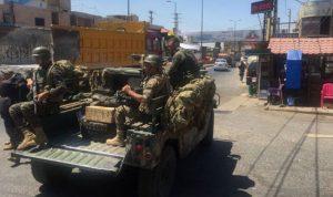 """بالفيديو… """"كلام بمحلو"""": انجاز للجيش في الحمودية: فينا نرجّع هيبة الدولة!"""