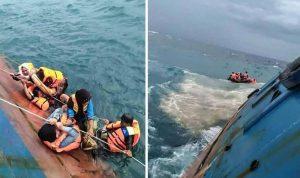 قتلى في إندونيسيا جرّاء غرق عبّارة