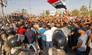 ما تعليق الخارجية الأميركية على الاحتجاجات في العراق؟
