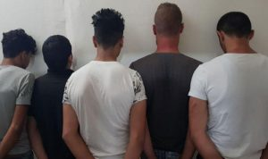 توقيف عصابة سرقة فيبر الياس – شتورا