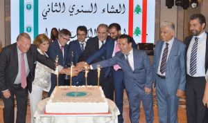 جريصاتي: لبنان يسير قدما نحو دولة القانون