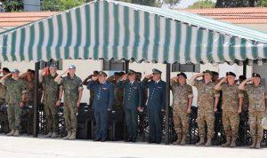 هبة من الوحدة الفنلندية في اليونيفيل إلى الجيش