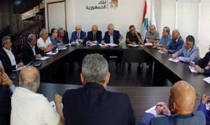 """""""لقاء الجمهورية"""": ما هي جريمة لبنان ليدفع هذا الثمن من رصيده؟"""