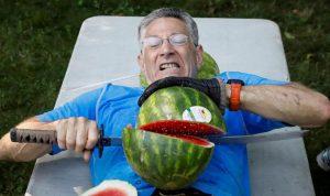 """دخل موسوعة """"غينيس"""" بسبب البطيخ!"""