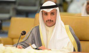 رئيس مجلس الامة الكويتي غادر لبنان