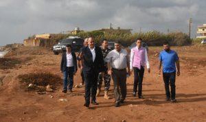 سليمان: المطلوب حماية شاطىء عكار وتنظيفه