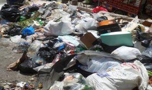 أزمة النفايات دخلت أسبوعها الثالث في النبطية!
