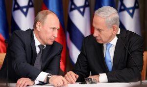 نتنياهو لبوتين: سنتحرك ضد ايران في سوريا