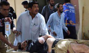 """""""داعش"""" يعلن مسؤوليته عن هجوم باكستان"""