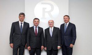 بالصور: ولادة شركة Richelieu المالية العالمية برئاسة أنطون صحناوي