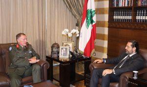 """""""اليونيفيل"""" تدعو لبنان إلى تعزيز قدرة الجيش"""