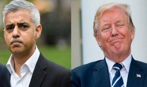 """رئيس بلدية لندن عن ترامب: حديثه """"مناف للعقل"""""""