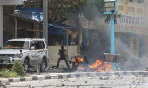 قتلى وجرحى بهجوم على وزارة الداخلية في الصومال