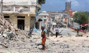 4 قتلى في هجوم انتحاري في العاصمة الصومالية