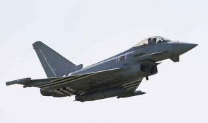بريطانيا تهدد بعمل عسكري على سوريا