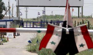 إسرائيل وسوريا على شفير حرب؟