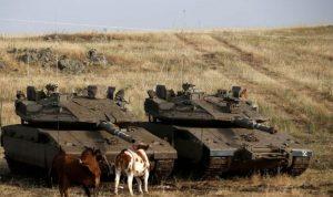 إسرائيل تحذر الجيش السوري من الاقتراب من الجولان