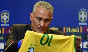 التعليق الأول لمدرب المنتخب البرازيلي بعد الخسارة أمام بلجيكا