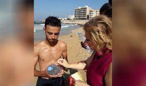 هل مياه جزر طرابلس مطابقة للمعايير العالمية؟