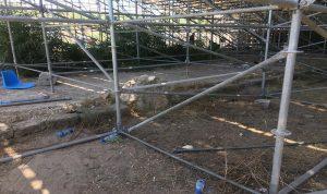 """بعد الأضرار في آثار الملعب الروماني… """"الثقافة"""" توضح!"""