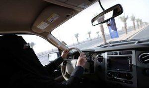 بالفيديو: حرق سيارة امرأة سعودية
