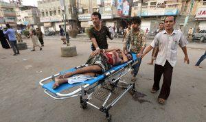 الأمم المتحدة: ضربات التحالف في اليمن قد تصل إلى جرائم حرب