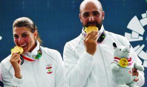 البطلة راي باسيل لـ IMLebanon: ذهبية الآسياد ضاعفت رغبتي بتحقيق الحلم الاولمبي