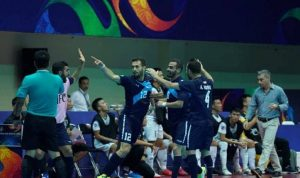 بنك بيروت يخسر نصف نهائي آسيا للصالات أمام بطل فييتنام