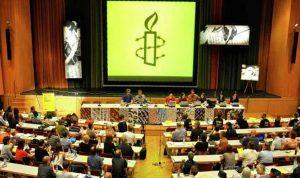 حالات انتحار داخل منظمة العفو الدولية!