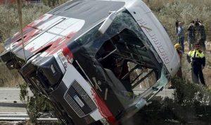 مقتل 22 شخصا في حادث سير في الإكوادور