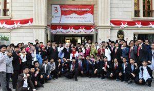 إحتفال للسفارة الاندونيسية في ذكرى استقلال بلادها