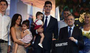 ما هو السبب الفعلي وراء رحيل كورتوا إلى ريال مدريد؟